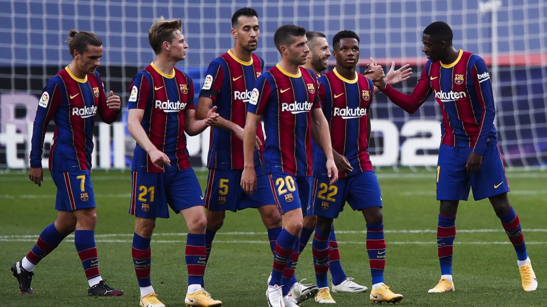 Al Barcelona se le acumulan las bajas para visitar al Dynamo en Champions