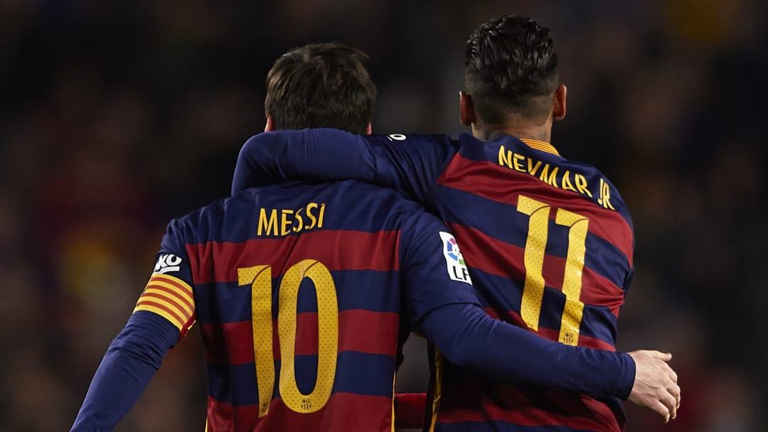Messi pourrait retrouver son duo avec Neymar en signant à Paris
