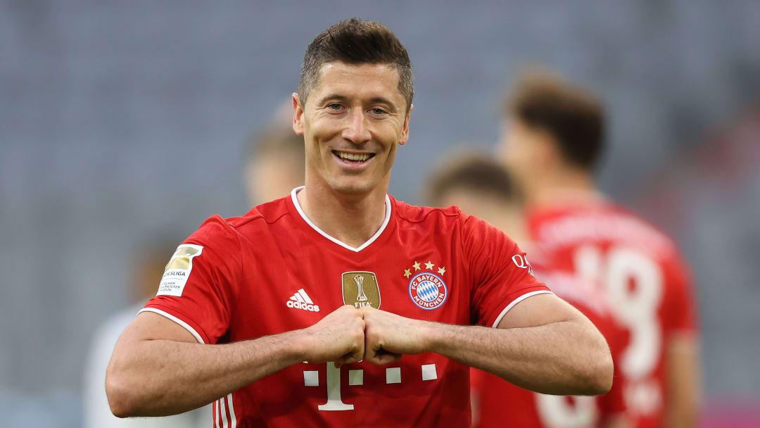 Lewandowski won't be going anywhere
