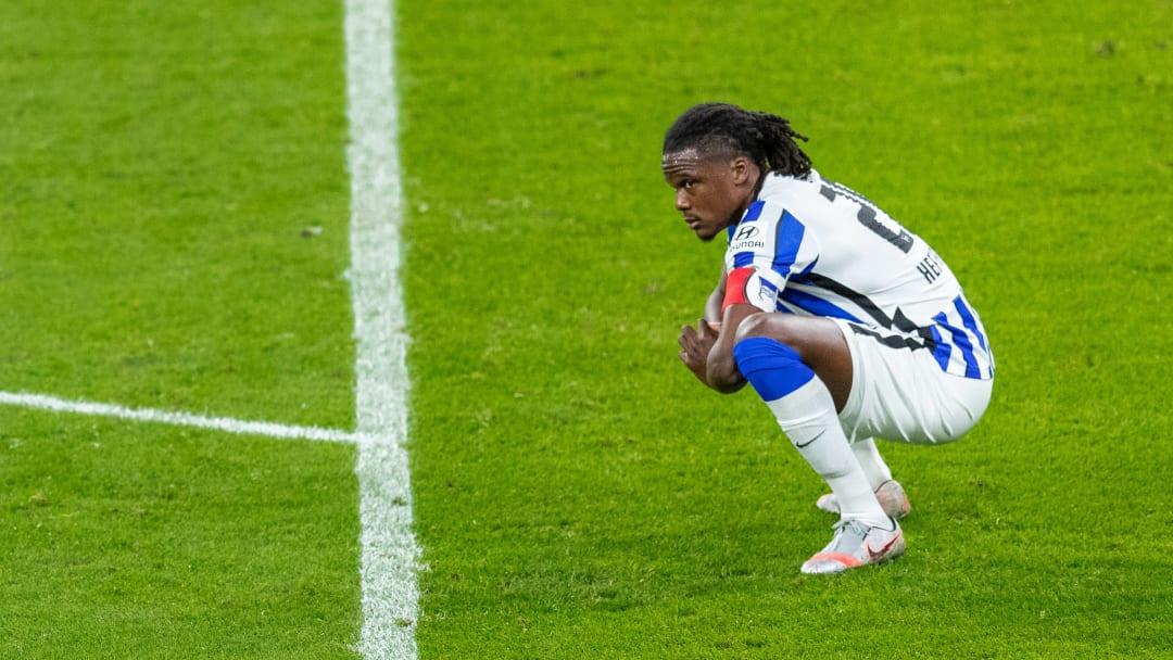 Dedryck Boyata (30) dürfte Hertha BSC wohl in Kürze verlassen