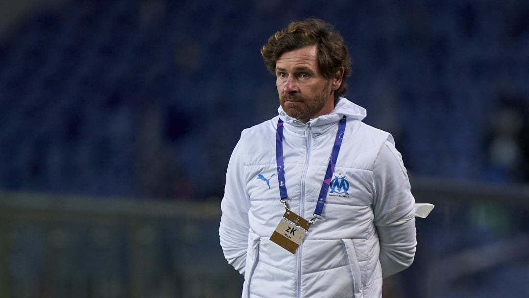 AVB has been with Marseille since 2019