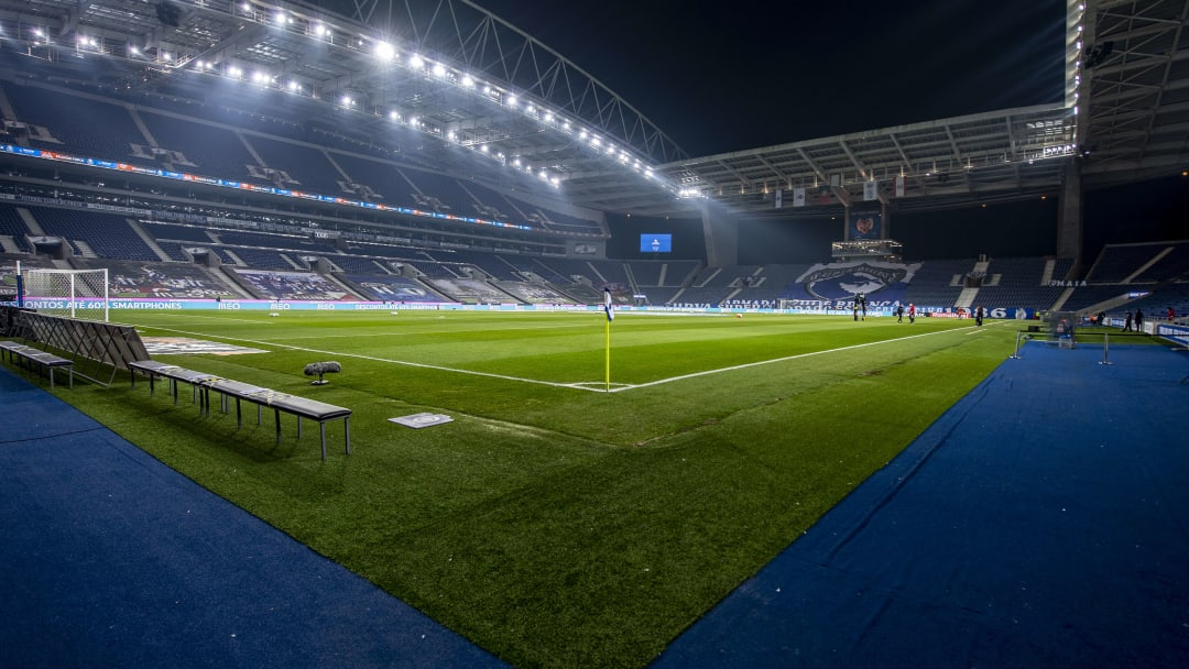 Lo Stadio do Dragão dove si giocherà Porto-Juventus