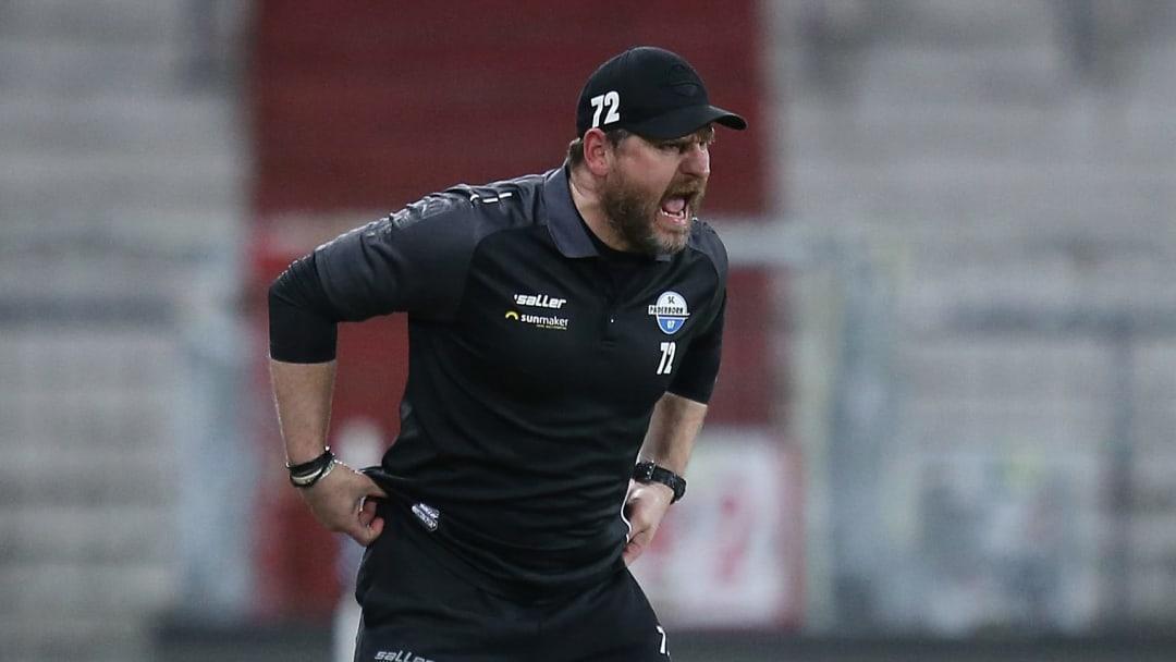Steffen Baumgart verlässt den SC Paderborn