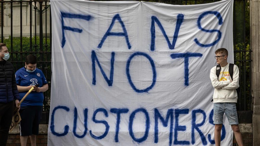 ESL statement after Premier League clubs' departure