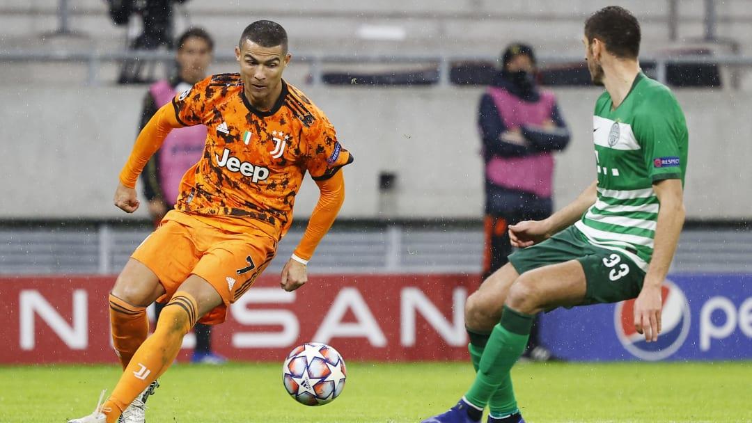 Cristiano Ronaldo, Lasha Dvali
