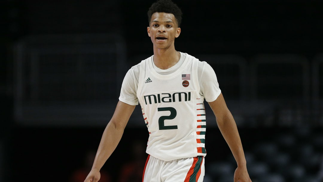 Boston College vs Miami spread, line, odds, predictions, over/under & betting insights for college basketball game.