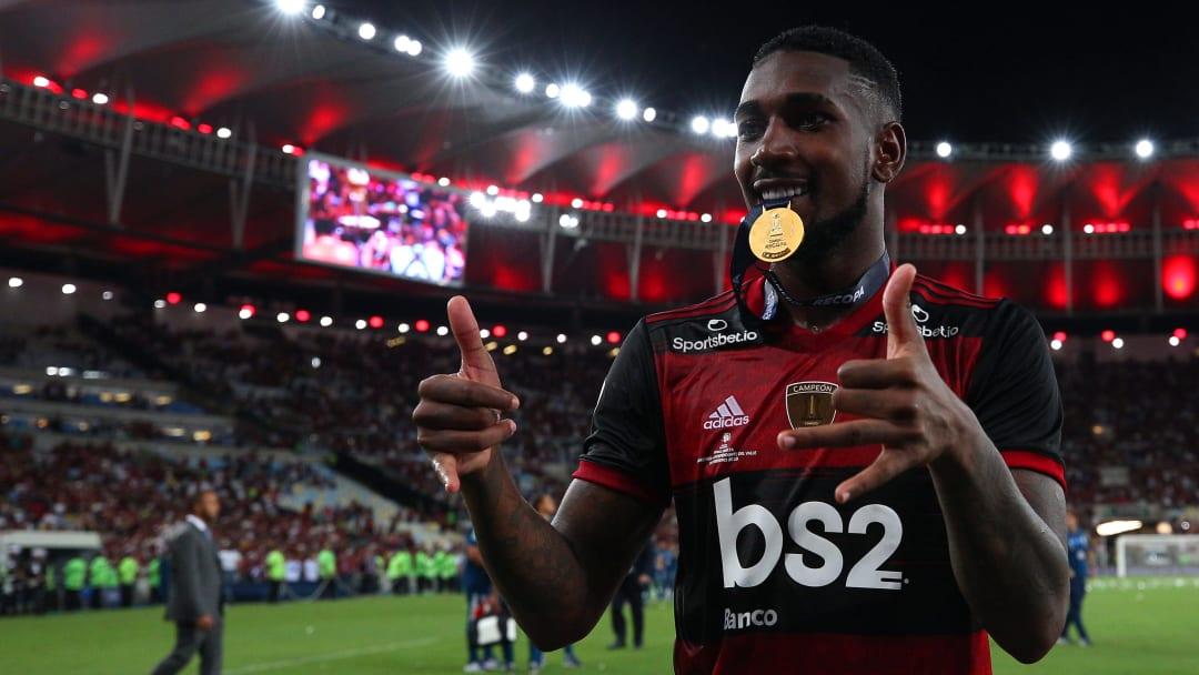 Gerson s'est déjà forgé un beau palmarès et une grande réputation avec Flamengo.