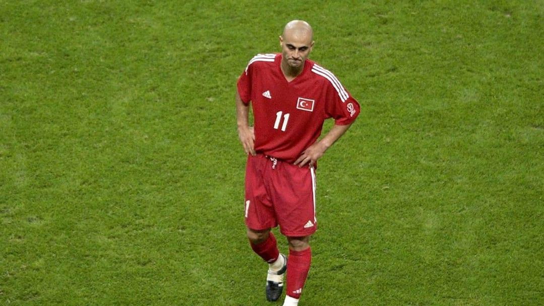 Hasan Sas wurde 2002 mit der Türkei dritter der WM