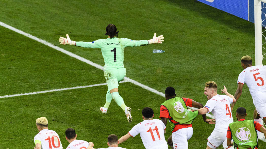 Yann Sommer became a hero against France at Euro 2020
