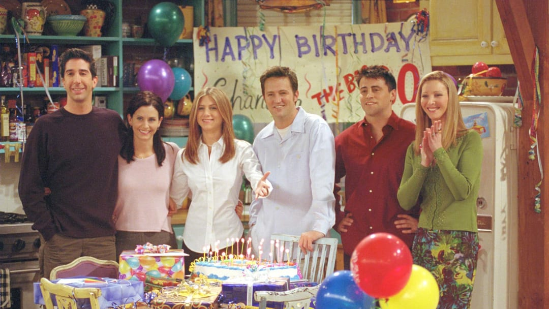 Each member of the 'Friends' gang had a varied career, and here's how much they would make in real life.