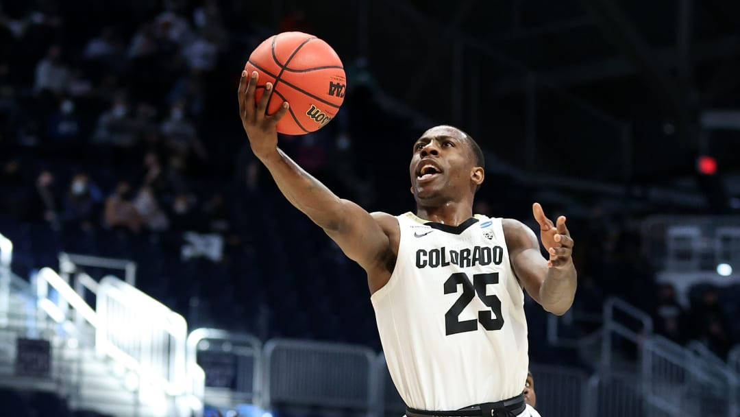 McKinley Wright IV NBA Draft expert predictions for the 2021 NBA Draft.