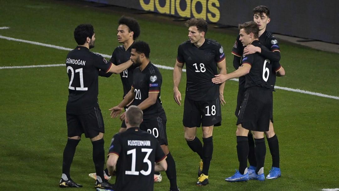 Die deutsche Nationalmannschaft startete mit einem Erfolgserlebnis ins neue Jahr