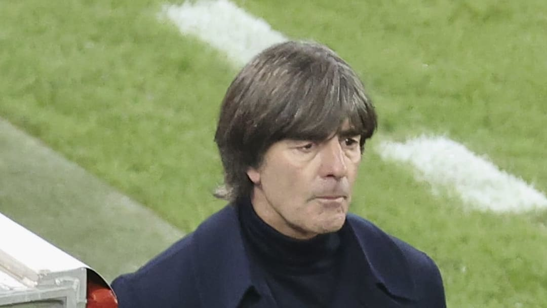 Things are not going to plan for Germany and Joachim Löw