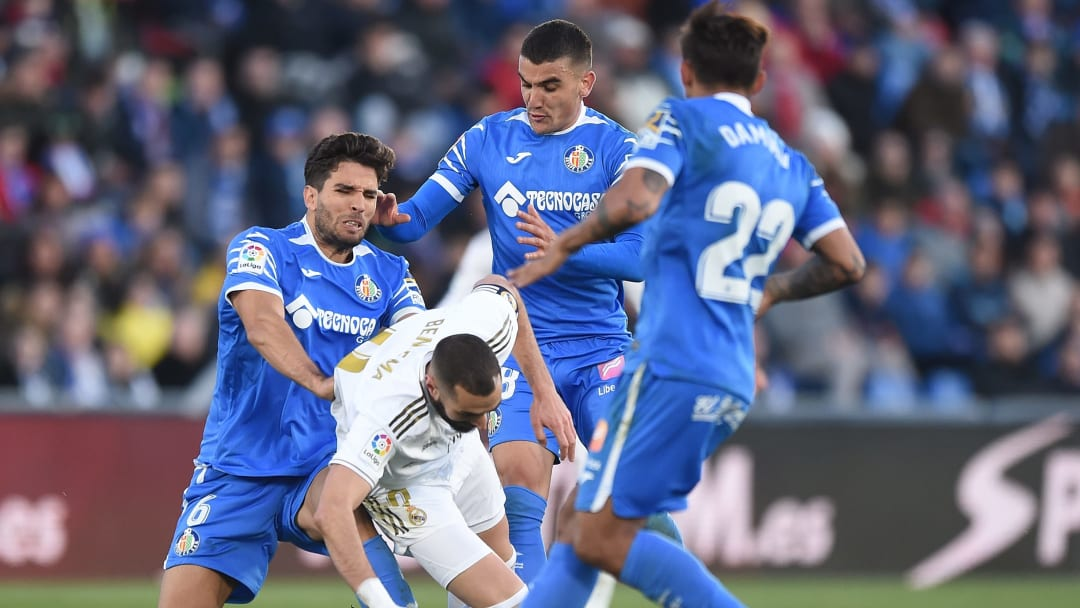 Leandro Cabrera, Karim Benzema