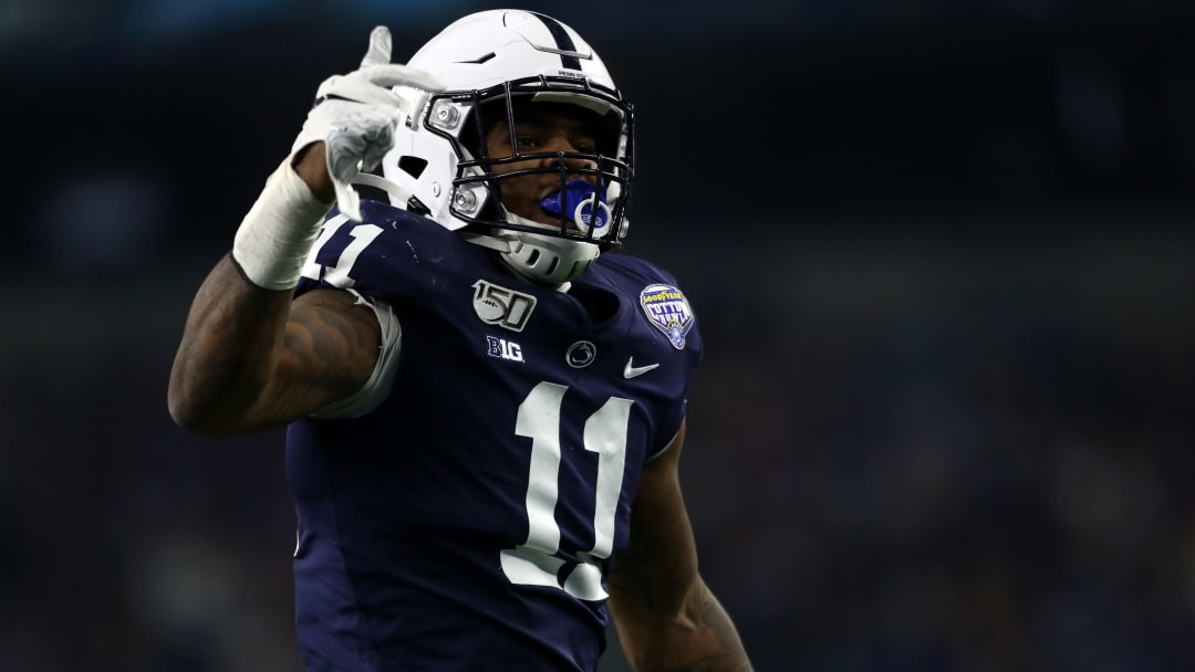 Dallas Cowboys linebacker Micah Parsons has the edge over Kwity Paye in the NFL Defensive Rookie of the Year odds.