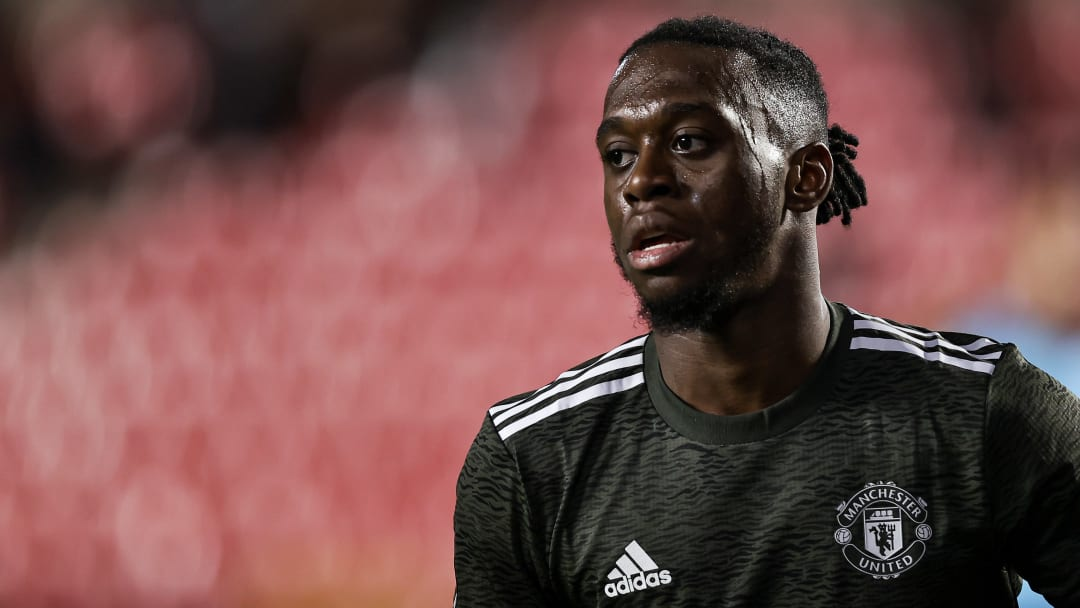 Aaron Wan-Bissaka signed for Manchester United in 2019