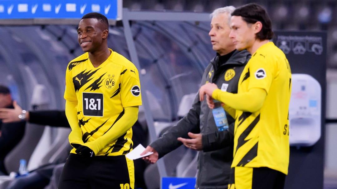 Youssoufa Moukoko is now the youngest player in Bundesliga history