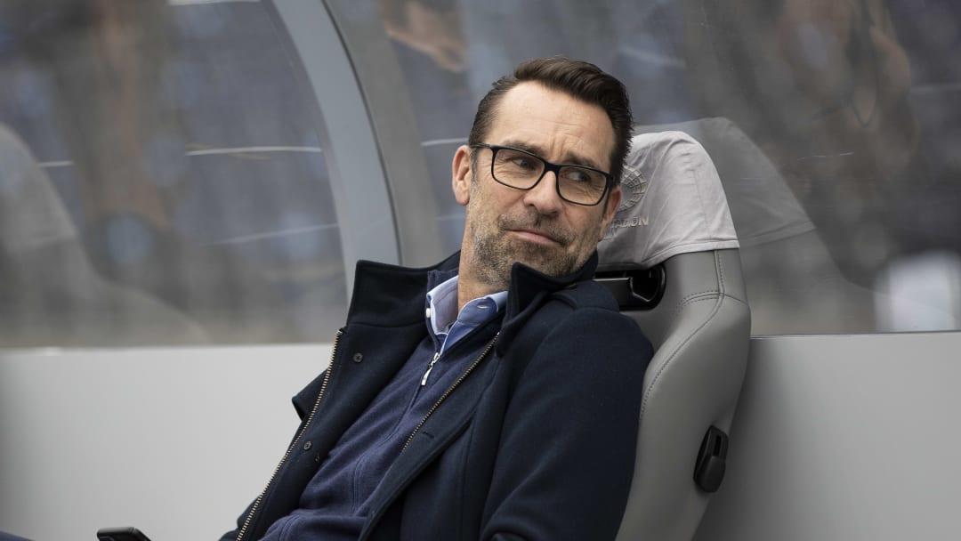 Michael Preetz bleibt Herthas Chef im sportlichen Bereich