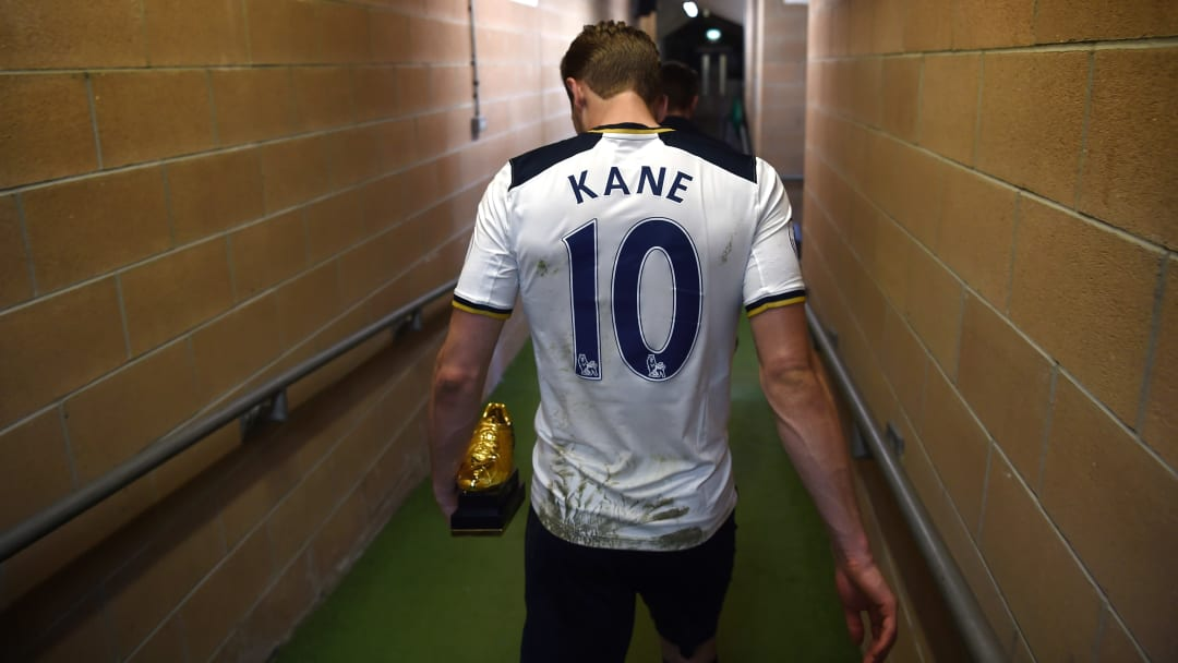 Harry Kane's has netted 200 goals in a Tottenham shirt