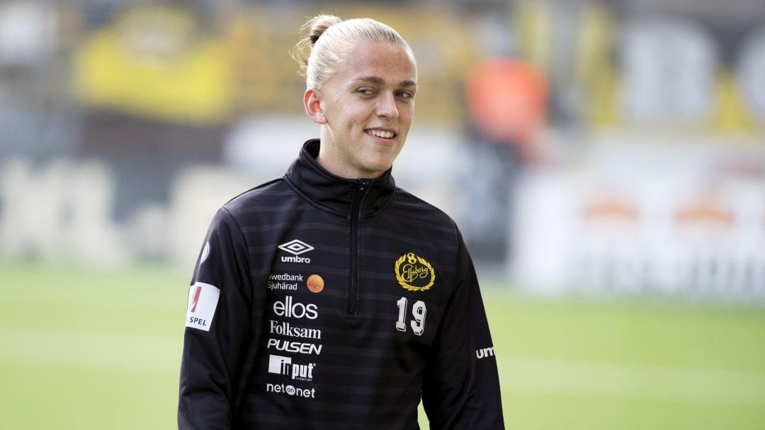 Jesper Karlsson est la révélation du football suédois