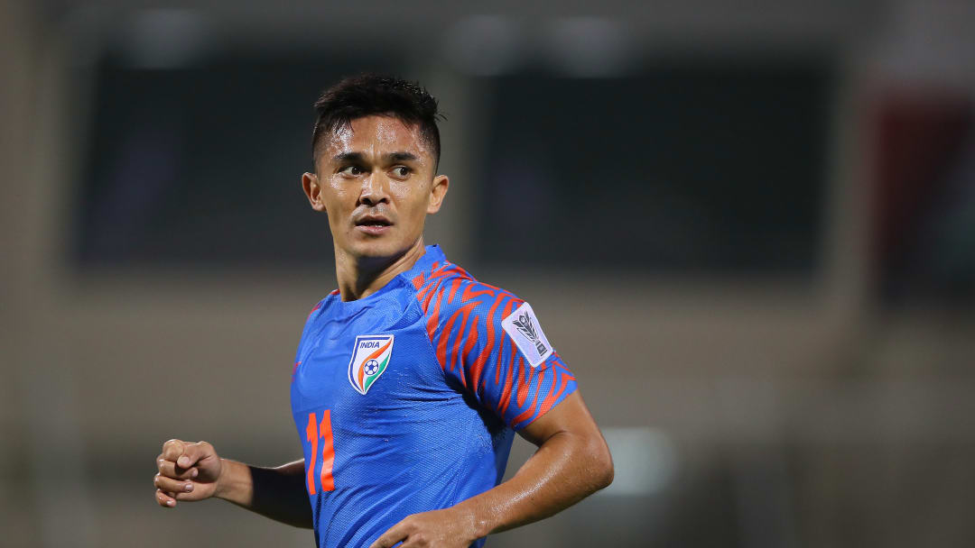 Sunil Chhetri is doing his bit in helping India fight the COVID-19 crisis
