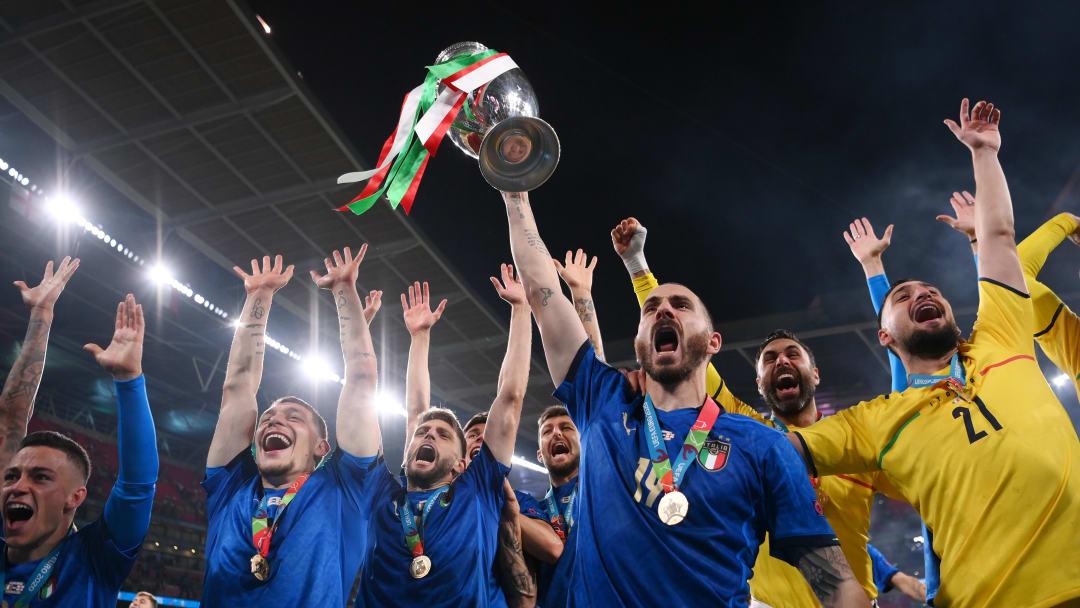 Il trionfo Azzurro a Euro 2020