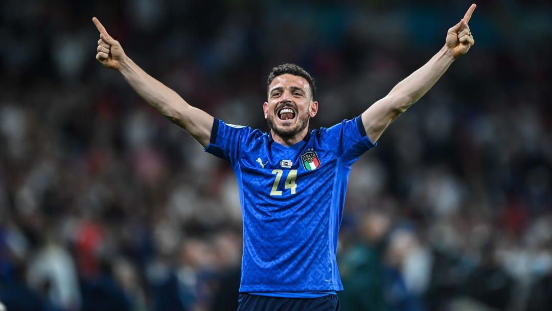 Alessandro Florenzi pourrait revenir au PSG cet été.