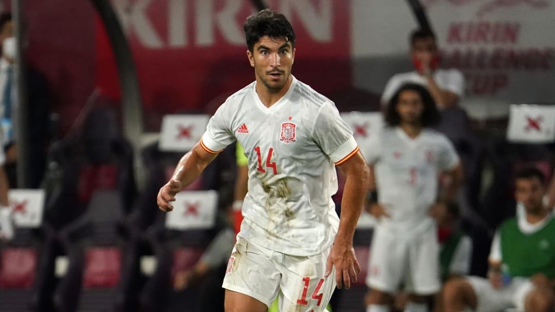 Egypt vs Spain Olympic men's soccer odds & prediction.