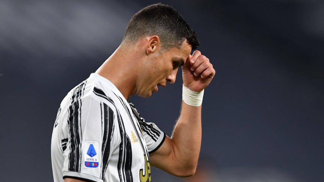 Dark times for Juventus
