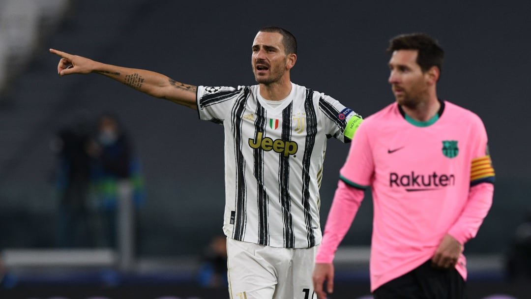 Barcelona and Juventus are still fighting for top spot in Group G