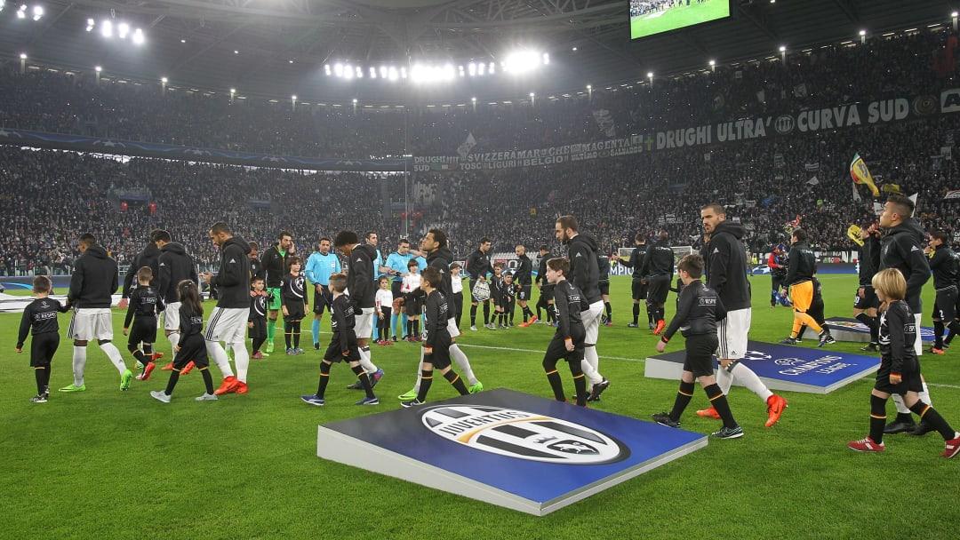 Juventus-Porto 1-0, 2017