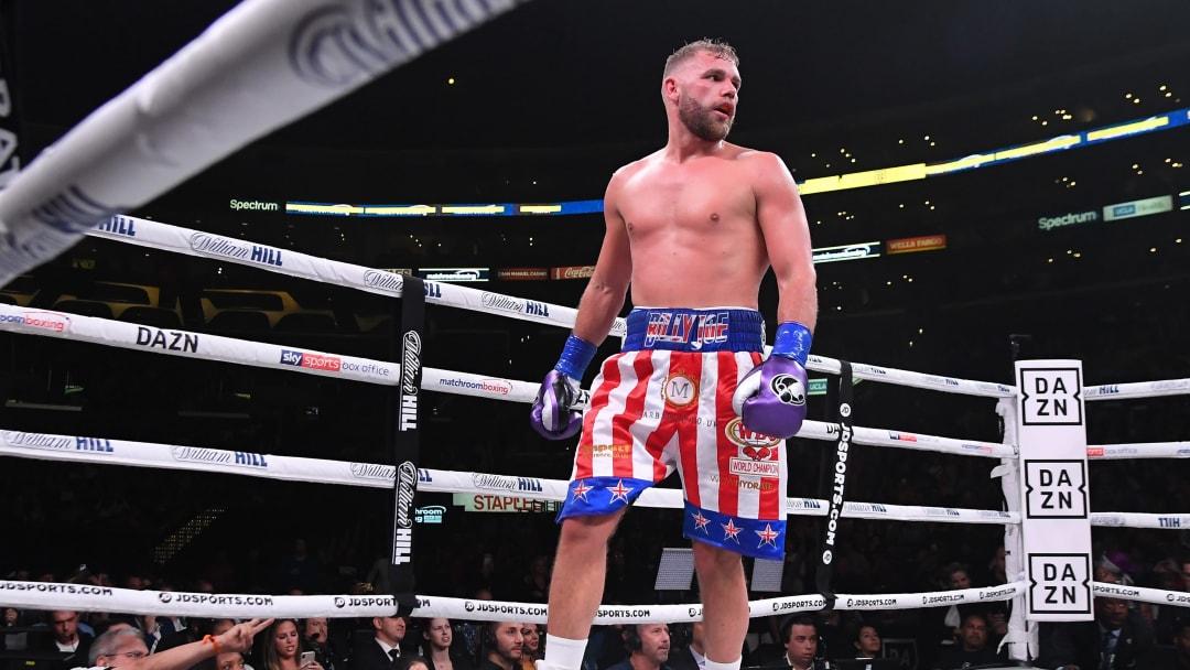 """El boxeador Billy Joe Saunders habló sobre la pelea que iba a tener con Saúl """"Canelo"""" Álvarez"""