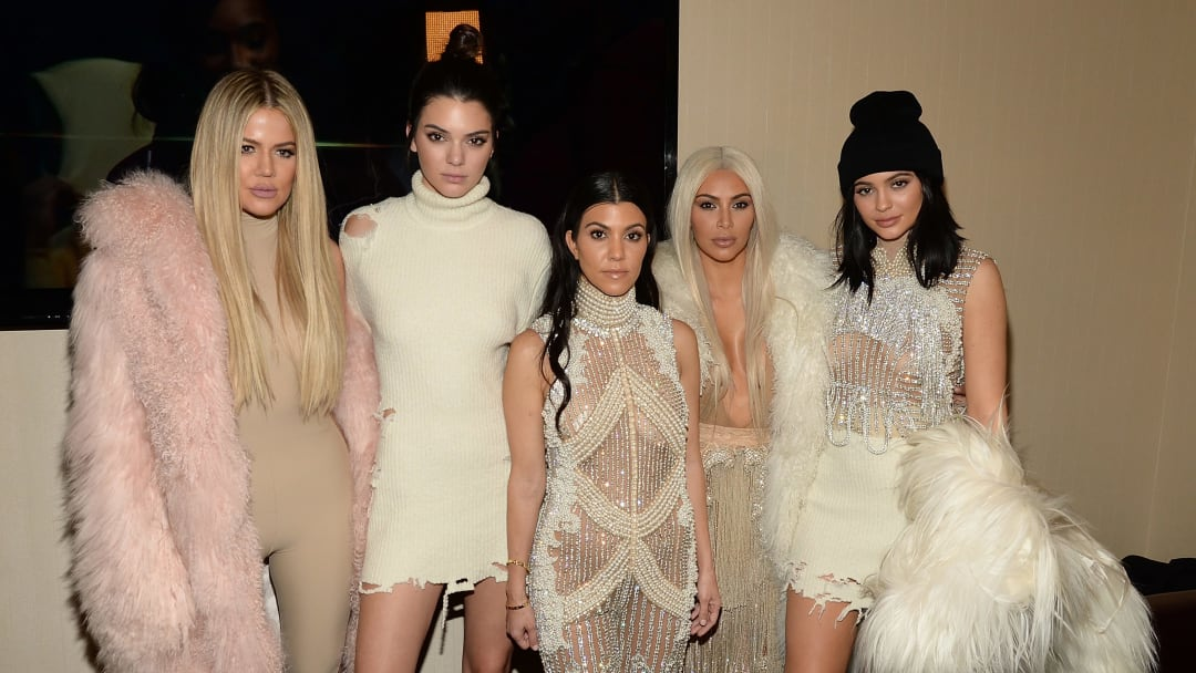 Las Kardashian-Jenner celebraron a lo grande el cierre del show que las volvió famosas