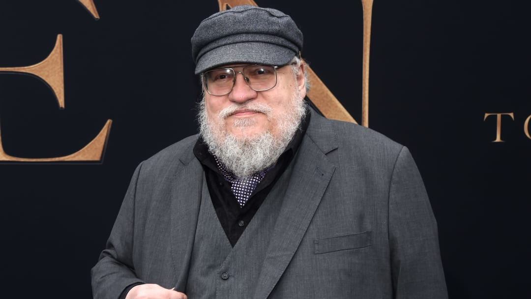 'Game of Thrones' writer George R.R. Martin revealed how he felt about the GoT Easter egg in HBO's 'Westworld.'
