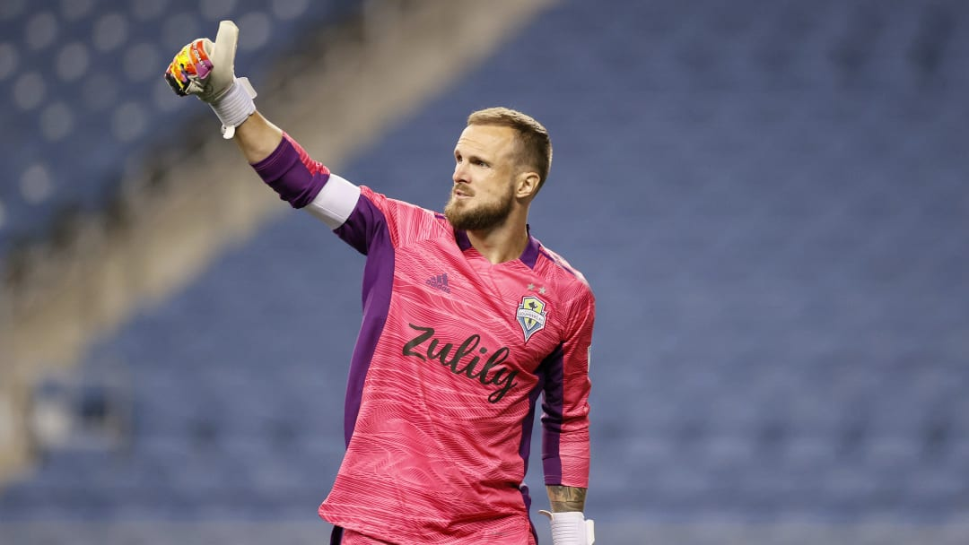 Stefan Frei hopes to make history during the 2021 Leagues Cup final