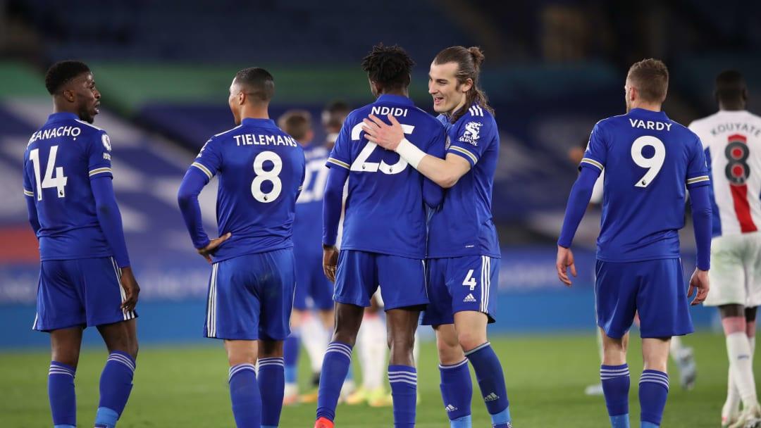 Leicester City akan menantang Chelsea di final Piala FA