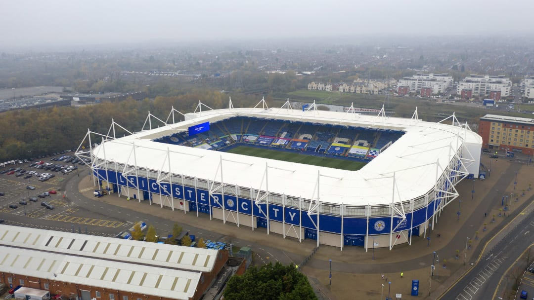 The King Power Stadium is set for a revamp