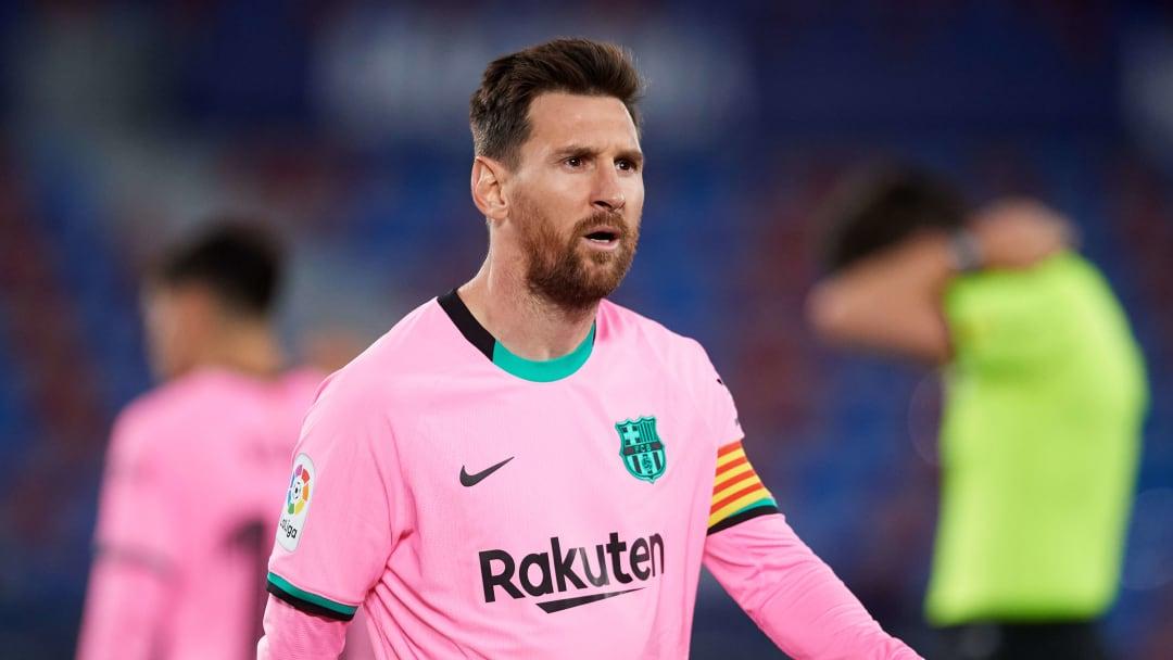 Lionel Messi et ses partenaires ont perdu gros face à Grenade.