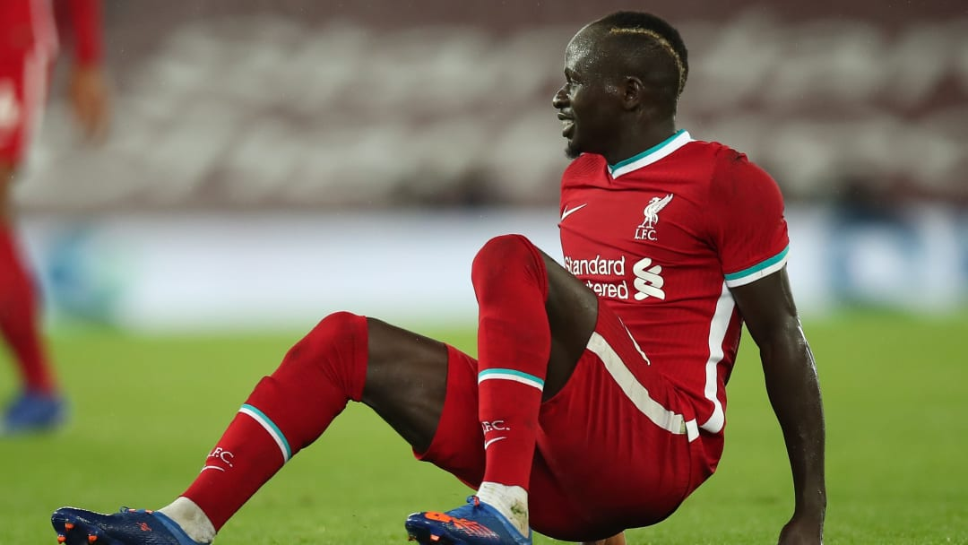 Sadio Mane is the second Liverpool player to test positive for COVID-19 this week
