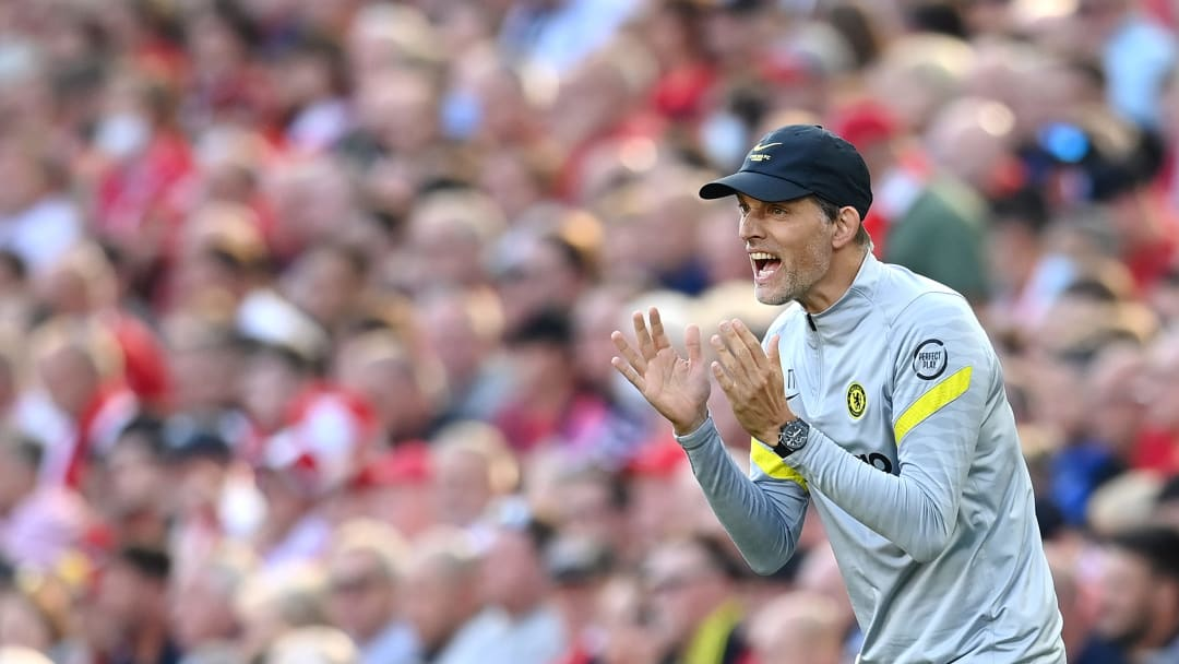 Thomas Tuchel has won seven of his nine Champions League matches as Chelsea manager