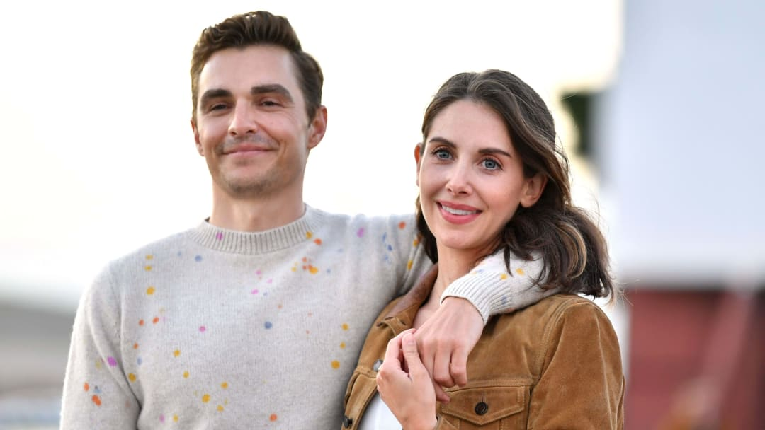 Director Dave Franco and star Alison Brie attend a screening of 'The Rental'