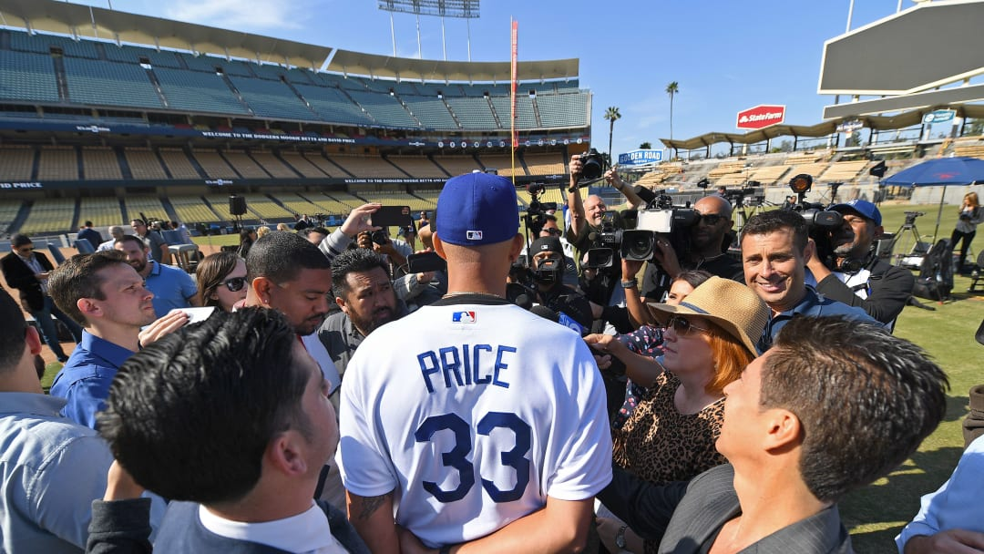 The 2020 MLB season could be a make-or-break year for several Los Angeles Dodgers players, including David Price.