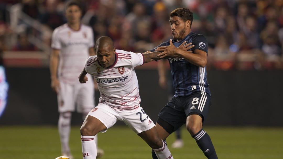 Los Angeles Galaxy v Real Salt Lake en la MLS