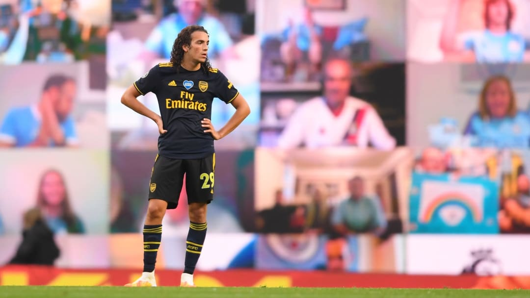 Not a happy return for Arsenal