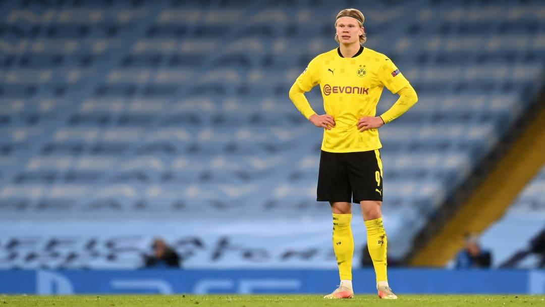 Erling Haaland wird nur zu halten sein, wenn der BVB die Champions-League erreicht.