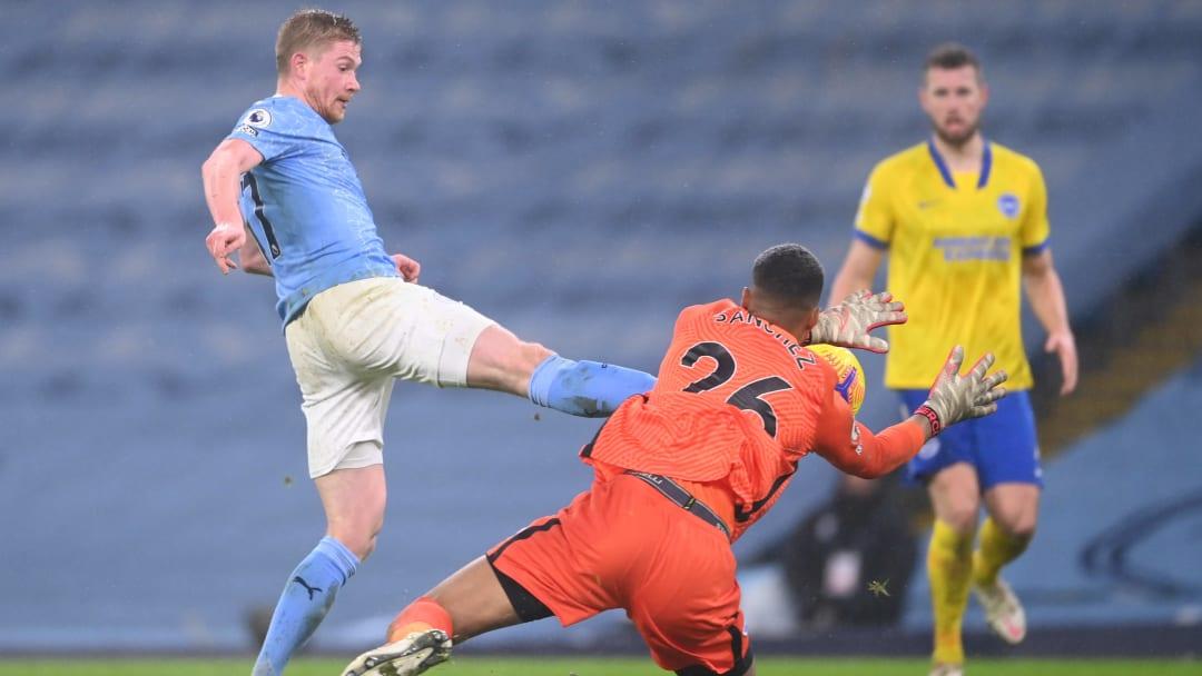 Será que o time da casa consegue parar o já campeão Manchester City?