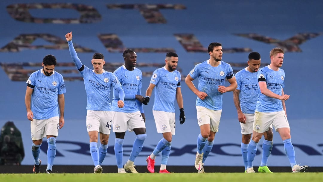 Manchester City have already qualified for the knockout stage as group winners
