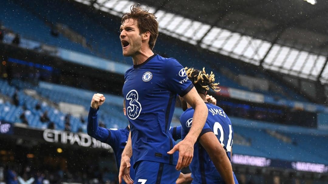 Chelsea s'est imposé ce week-end sur le terrain de Manchester City.