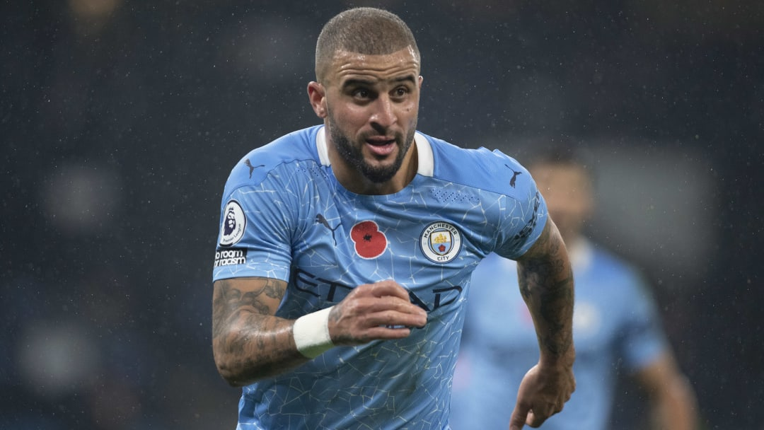 Kyle Walker has arguably been Manchester City's most reliable defender in recent years but he's still not world class