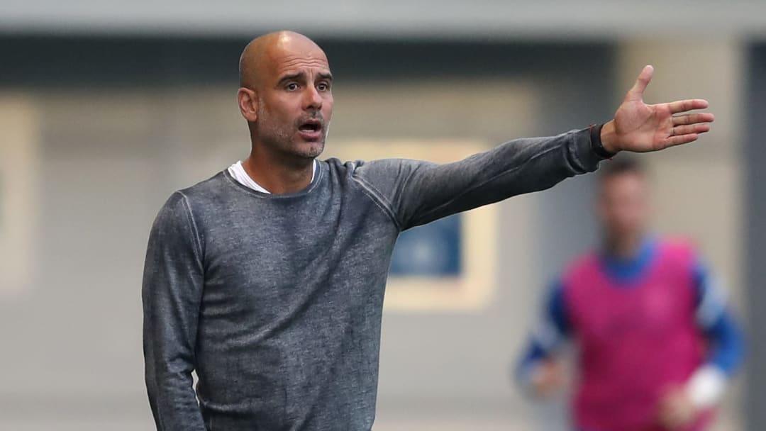 Guardiola has been critical of fixture congestion in the past